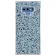 Capa Personalizada Samsung Galaxy Note 9 Vintage - VT17
