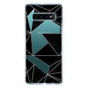 Capa Personalizada Samsung Galaxy S10 G973 - Abstrato - TP374