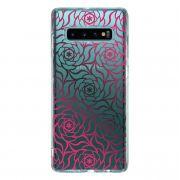 Capa Personalizada Samsung Galaxy S10 G973 - Rendas - TP272
