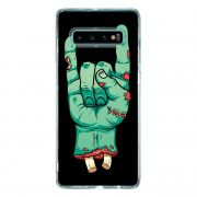 Capa Personalizada Samsung Galaxy S10 G973 - Rock'n Roll - AT06