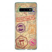 Capa Personalizada Samsung Galaxy S10 G973 - Travel Cards - MC04