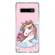 Capa Personalizada Samsung Galaxy S10 G973 - Unicórnios - UN17