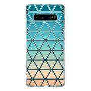 Capa Personalizada Samsung Galaxy S10+ G975 - Abstrato - TP372