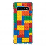 Capa Personalizada Samsung Galaxy S10+ G975 - Textura - TX08