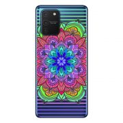Capa Personalizada Samsung Galaxy S10 Lite G770 - Mandala - MD02