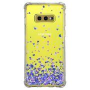 Capa Personalizada Samsung Galaxy S10e G970 - Corações - TP170