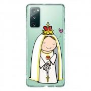Capa Personalizada Samsung Galaxy S20 FE - Nossa Senhora - TP353