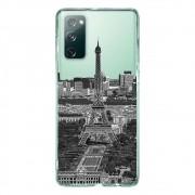 Capa Personalizada Samsung Galaxy S20 FE - Torre Eiffel - MC13