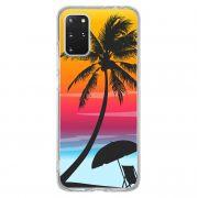 Capa Personalizada Samsung Galaxy S20 Plus G985 - Coqueiros - TX77