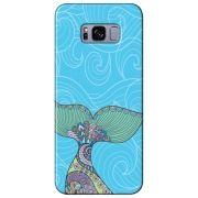 Capa Personalizada para Samsung Galaxy S8 G950 - Calda de Sereia - AT94