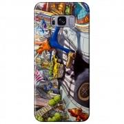 Capa Personalizada Samsung Galaxy S8 G950 - Capa Livro - DE27