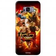 Capa Personalizada para Samsung Galaxy S8 G950 - Street Fighter V - SF06
