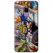Capa Personalizada Samsung Galaxy S9 G960 - Capa Livro - DE27