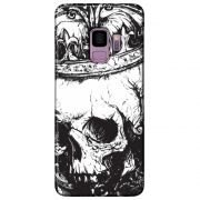 Capa Personalizada para Samsung Galaxy S9 G960 - Caveira - CV13