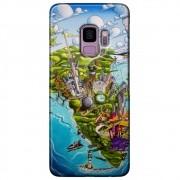 Capa Personalizada para Samsung Galaxy S9 G960 - De Orlando á Miami - DE29