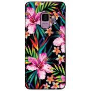 Capa Personalizada para Samsung Galaxy S9 G960 - Flor - FL12