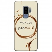 Capa Personalizada para Samsung Galaxy S9 Plus G965 - Café - AT96