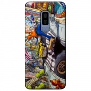 Capa Personalizada para Samsung Galaxy S9 Plus G965 - Capa Livro - DE27