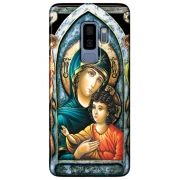 Capa Personalizada para Samsung Galaxy S9 Plus G965 - Maria Mãe de Jesus - RE15