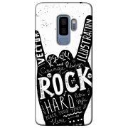 Capa Personalizada para Samsung Galaxy S9 Plus G965 - Rock n Roll - MU31