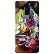 Capa Personalizada Samsung Galaxy S9 Plus G965 - Vinho ao Luar - DE35