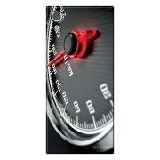 Capa Personalizada Sony Xperia XA1 Ultra Velocímetro - VL06
