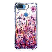 Capa Personalizada Xiaomi Mi 8 Lite - Floral - FL14