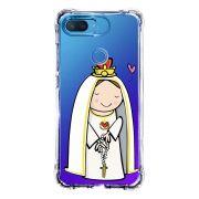 Capa Personalizada Xiaomi Mi 8 Lite - Nossa Senhora - TP353