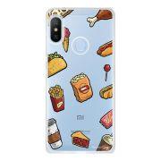 Capa Personalizada para Xiaomi Mi A2 Food - TP105