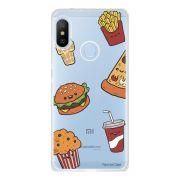 Capa Personalizada para Xiaomi Mi A2 Food - TP106