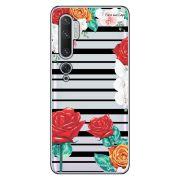 Capa Personalizada Xiaomi Mi Note 10 Pro - Floral - FL33