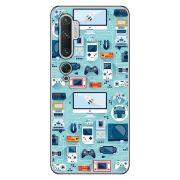 Capa Personalizada Xiaomi Mi Note 10 Pro - Games - VT13