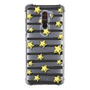 Capa Personalizada Xiaomi Pocophone F1 - Estrelas - ST08
