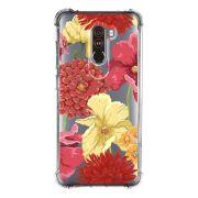 Capa Personalizada Xiaomi Pocophone F1 - Floral - TP35
