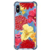Capa Personalizada Xiaomi Redmi Note 6 Pro - Floral - TP35