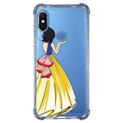 Capa Personalizada Xiaomi Redmi Note 6 Pro - Princesa - TP203