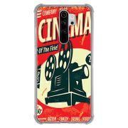 Capa Personalizada Xiaomi Redmi Note 8 Pro - Cinema - VT08