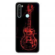 Capa Personalizada Xiaomi Redmi Note 8T - Música - MU11