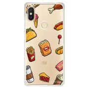 Capa Personalizada Xiaomi Redmi S2 Food - TP105