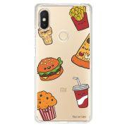 Capa Personalizada Xiaomi Redmi S2 Food - TP106