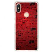 Capa Personalizada Xiaomi Redmi S2 Love - LV06