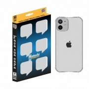 Capa TPU Anti-Impacto Apple iPhone 12 Mini - Transparente
