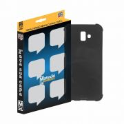 Capa TPU Anti - Impacto Grafite Samsung Galaxy J6 Plus J610