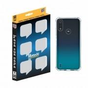 Capa TPU Anti-Impacto Motorola Moto E6S XT2053 - Transparente