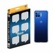 Capa TPU Anti-Impacto Motorola Moto G 5G Plus - Transparente