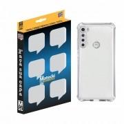 Capa TPU Anti-Impacto Motorola One Fusion+ XT2067 - Transparente