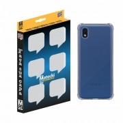 Capa TPU Anti-Impacto Samsung Galaxy A01 Core - Transparente