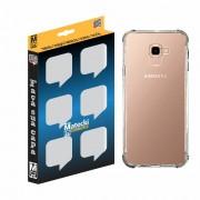 Capa TPU Anti-Impacto Samsung Galaxy J4 Plus - Transparente