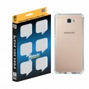 Capa TPU Anti-Impacto Samsung Galaxy J5 Prime - Transparente