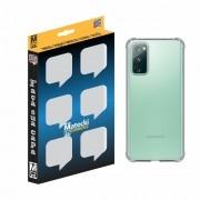 Capa TPU Anti-Impacto Samsung Galaxy S20 FE - Transparente